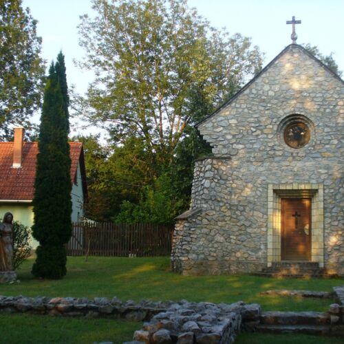 Szent Katalin-kápolna és Ispotály Romkert | Telkibánya