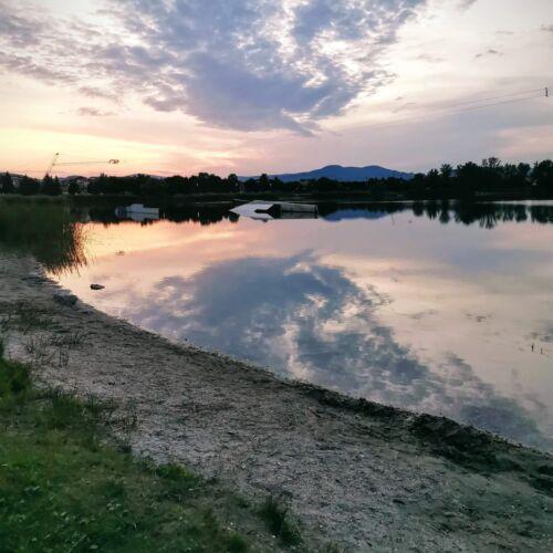 Omszki-tó   Budakalász