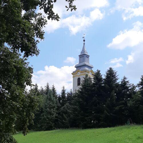 Tiszakürti Református Templom   Tiszakürt