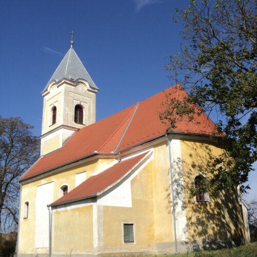 Köblényi Mindenszentek-templom   Köblény