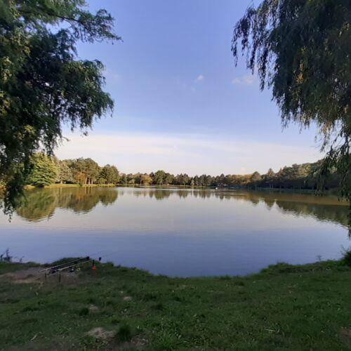 Csónakázó-tó   Kőszeg