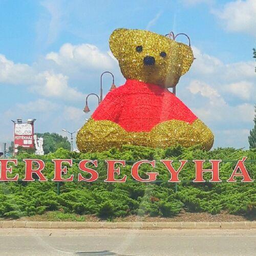 Veresegyházi Medve szobor | Veresegyház