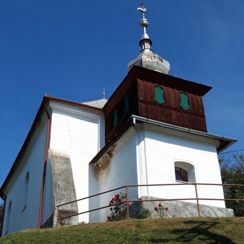 Trizsi Református Egyházközség temploma