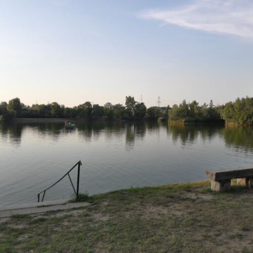Achilles strand | Győr