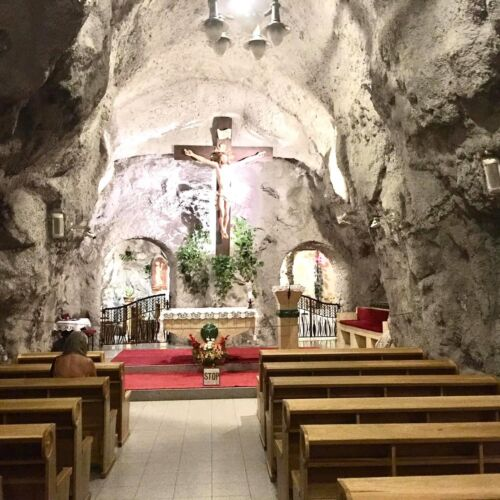 Gellérthegyi Barlang | Budapest