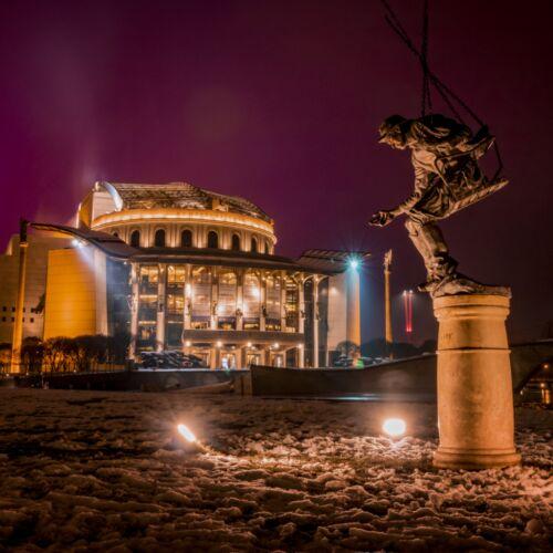 Soós Imre szobra | Budapest