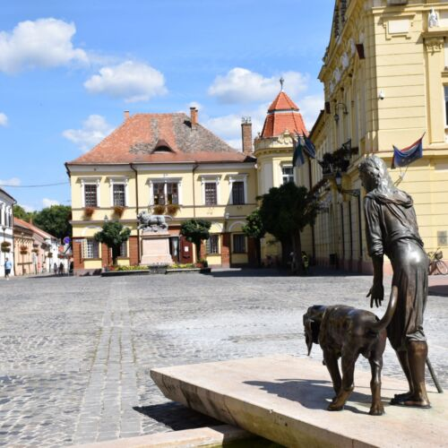 Zrínyi tér | Szigetvár