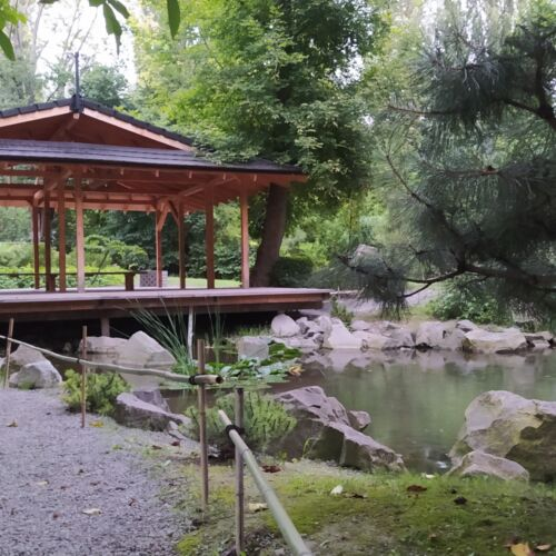 Szentendrei Japánkert   Szentendre