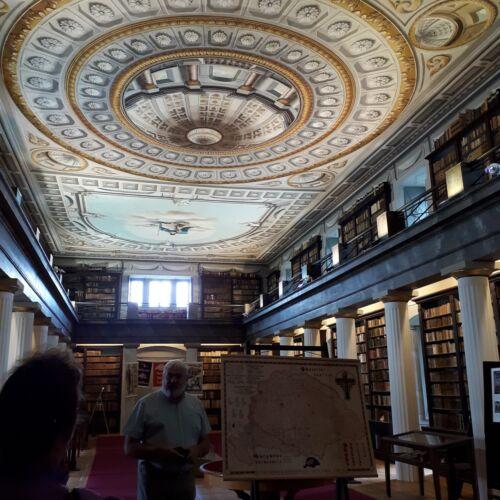Sárospataki Református Kollégium Nagykönyvtár   Sárospatak