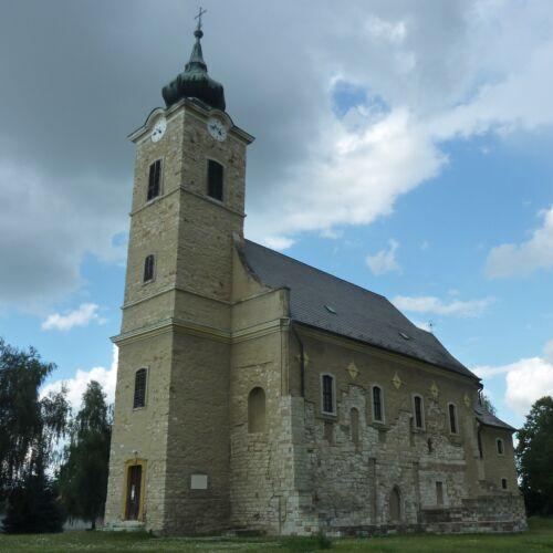 Feldebrői Szent Márton templom   Feldebrő