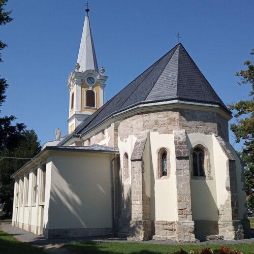 Sopronhorpácsi Szent Péter és Pál-templom | Sopronhorpács