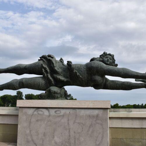 Tisza-szobor   Szeged