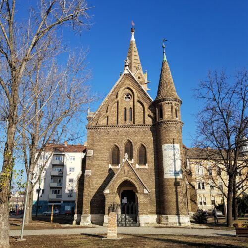 Szegedi Kálvin téri református templom   Szeged