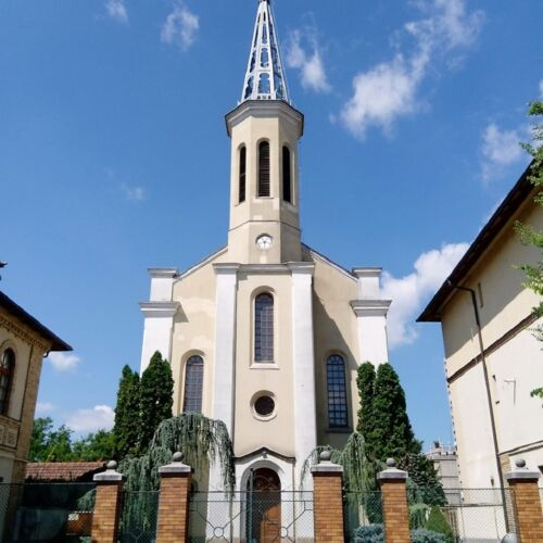 Váci Evangélikus Templom   Vác