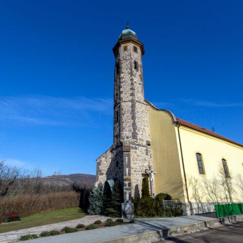 Gyöngyössolymosi Szent Miklós templom   Gyöngyössolymos