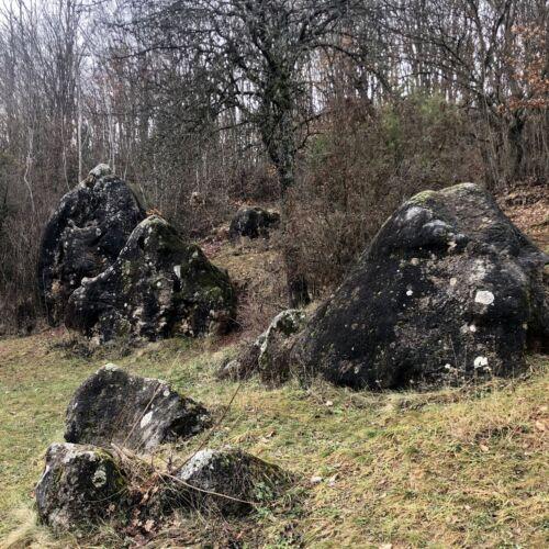 Medve sziklák