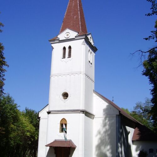 Református templom | Dédestapolcsány
