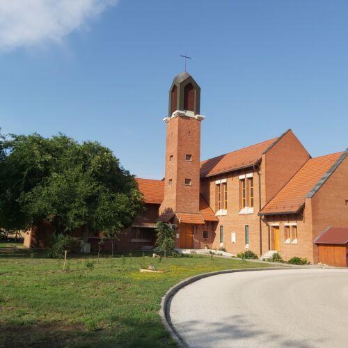 Cserkeszőlői Szent Benedek templom   Cserkeszőlő