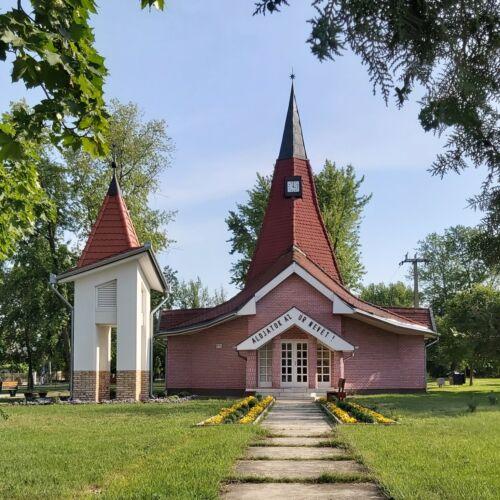 Cserkeszőlői református templom   Cserkeszőlő