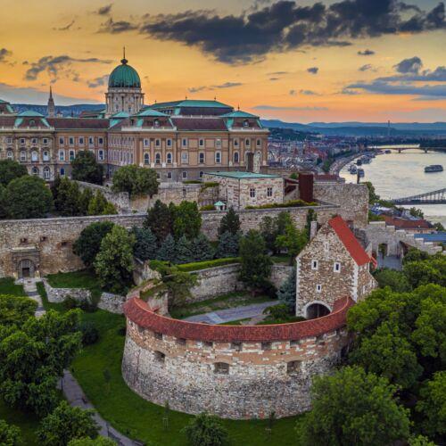 Déli rondella | Budapest