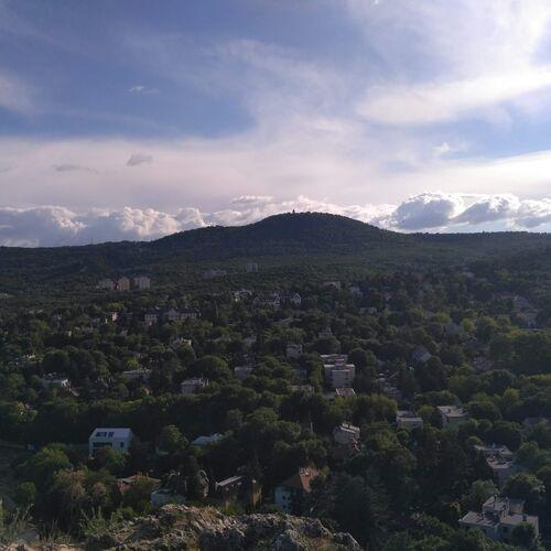 Apáthy-szikla kilátó | Budapest