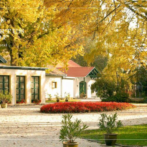 Hubertus Hof Landhotel és Étterem | Balatonfenyves