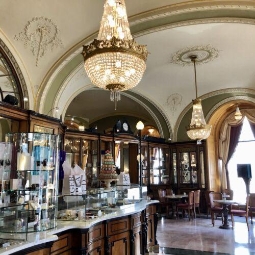 Gerbeaud Kávéház | Budapest
