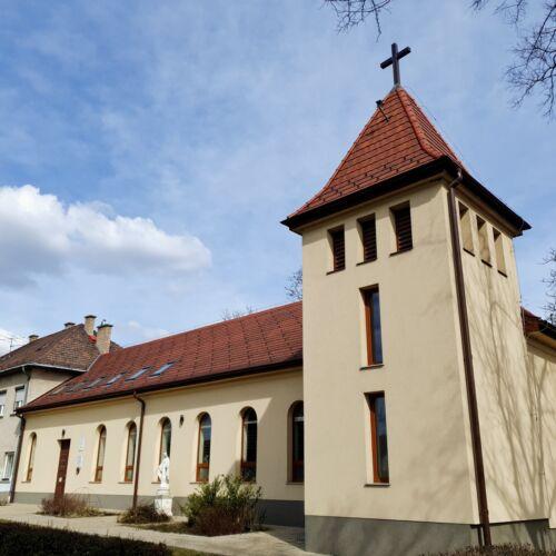 Regőczi kápolna   Vác