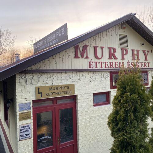 Murphy's Étterem | Miskolc