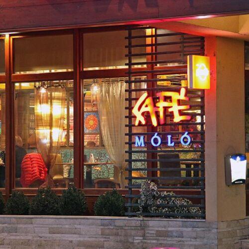Móló Café & Restaurant | Szombathely