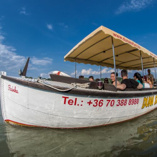 Duna Safari Hajókirándulás