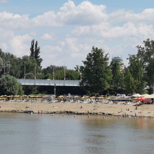 Szeged Tiszapart - Lapos   Szeged