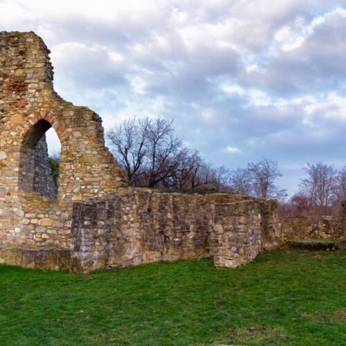 Schlossberg templomrom | Mecseknádasd