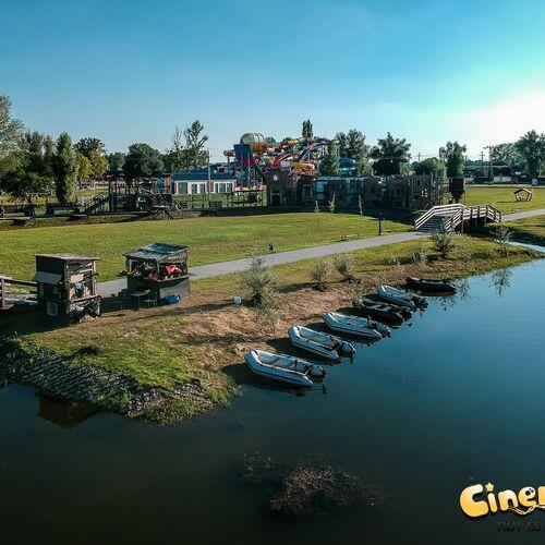 Cinemaqua Film-és Naturpark | Kisvárda