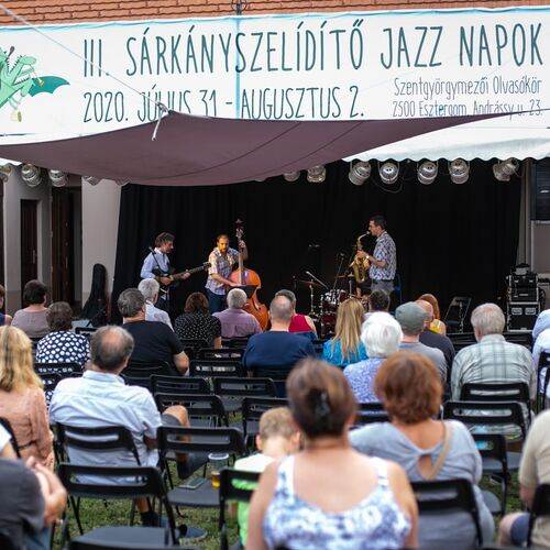 Sárkányszelidítő Jazz Napok   Esztergom