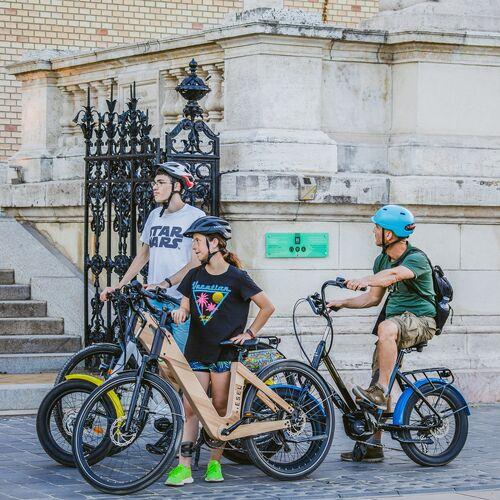 Smile E-bike - Elektromos kerékpár bérlés | Budapest