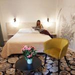Komfort franciaágyas szoba Állatbarát