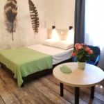 Komfort háromágyas szoba Nem állatbarát