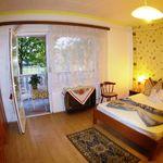 Földszintes teraszos franciaágyas szoba