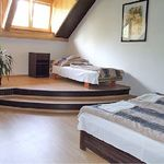 Family kétágyas szoba (pótágyazható)
