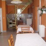Apartament 4-osobowy na poddaszu Romantyczny z 2 pomieszczeniami sypialnianymi