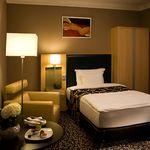 Erkélyes Premium egyágyas szoba