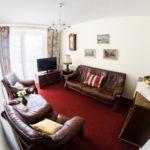 Komfort Panorama 1-Zimmer-Apartment für 2 Personen (Zusatzbett möglich)