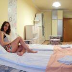 Fürdőszobás Classic négyágyas szoba
