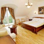 Family Double Room with Bathtub (extra beds available)