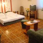 Apartament 2-osobowy Deluxe Family z 1 pomieszczeniem sypialnianym