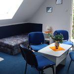 Pokój 4-osobowy na piętrze z widokiem na ogród