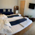 Légkondicionált Superior kétágyas szoba