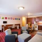 Udvarra néző Családi 6 fős apartman 3 hálótérrel