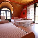 Emeleti balkonos négyágyas szoba (pótágyazható)